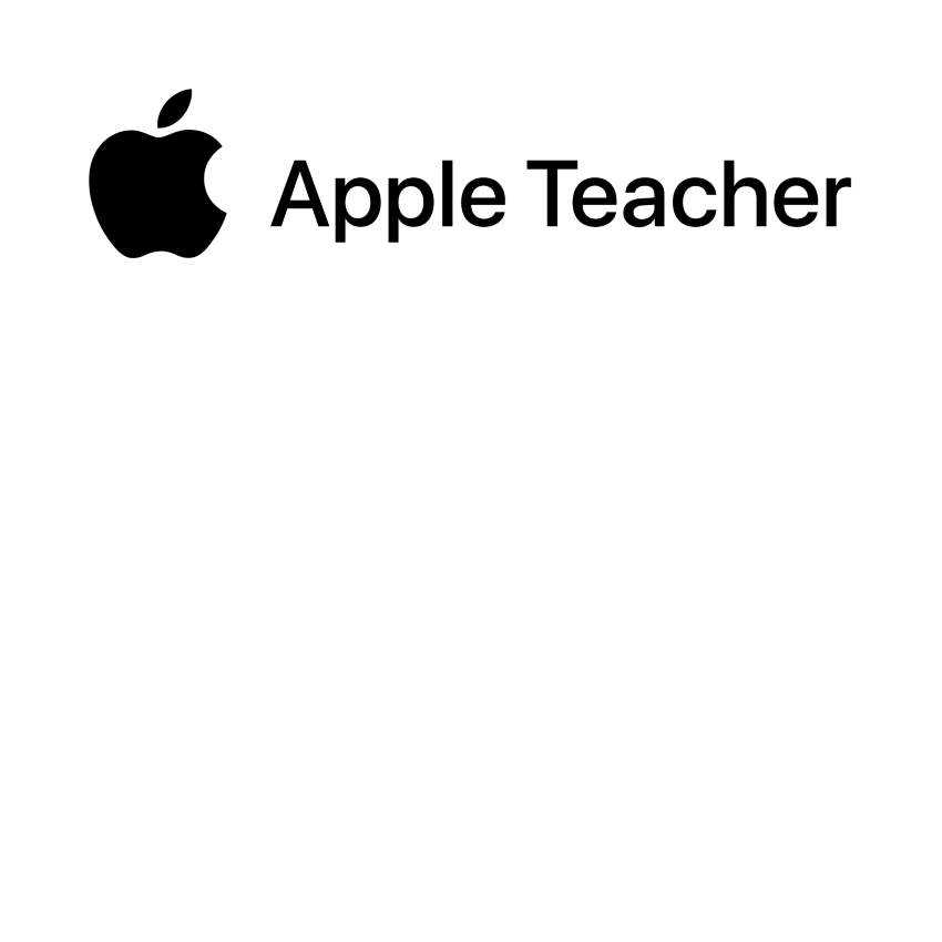 Apple Teacher Badge